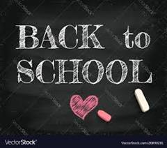 Back to School - Minister