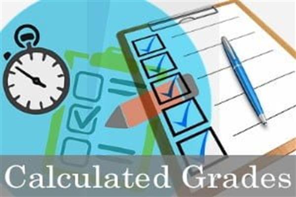 Calculated Grades