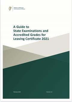 Guidelines on Leaving Certificate State Examinations and Accredited Grades
