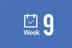 WEEK 9 Remote and In-school Teaching and Learning